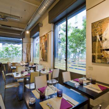 Italy, Milan, Victoire restaurant
